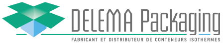 Logo Delema packaging
